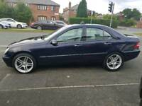 Mercedes c180 auto low mileage full history immaculate condition