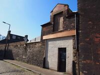 Work or Storage Space To Let, Leith