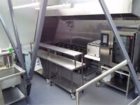 PRODUCTION KITCHEN TO RENT
