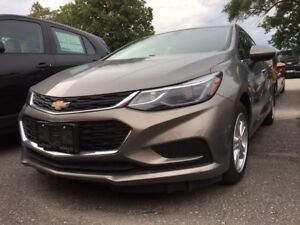 2017 Chevrolet Cruze Hatch LT Auto