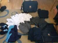 Bolingbroke school uniform