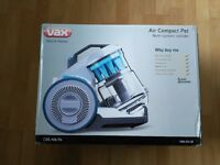 Vax C88-AM-PE Air Compact Pet Cylinder Vacuum Cleaner Brand New