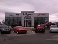 AllRoads Dodge Chrysler Jeep In St. Marys - service/Parts/Sales