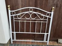 Metal Headboard for double bed
