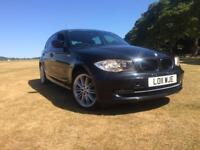 BMW 118D SPORT SE 2011 DAMAGED REPAIRED £4995 NOT REPLICA M SPORT AUDI UNRECORDED