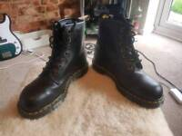 Dr.Martens size 8 safety boot