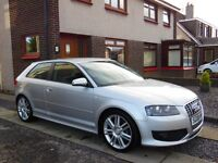 2008 Audi S3 2.0 TFSI Quattro**FSH**Immaculate Throughout**