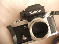 Nikon F2AS Body – Film Camera – Classic Camera £320