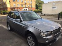 BMW X3 Full service history 2 Lady owner very good condition