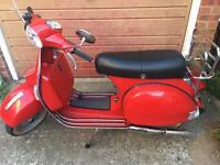 LML star VESPA px 125cc