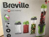 Breville blender active, brand new, sealed box
