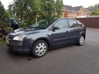 Grey Ford Focus for sale