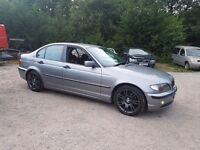 BMW 320d 2004 54 *6 speed 150bhp*