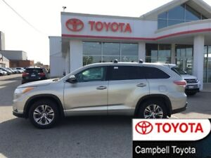 2014 Toyota Highlander LE-AWD-- WITH CONVENIENCE  PKG, PWR LIFT