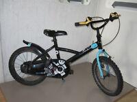 "B'Twin 16"" Kids Pirate Bike"