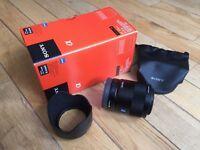 Sony Carl Zeiss Sonnar T* FE 55mm f/1.8 ZA
