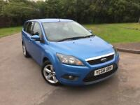 Ford Focus 1.6 TDCi DPF Zetec Facelift 5dr Estate, £20 tax, Mot, (READ ADD)