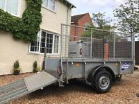 I for Williams GD84 trailer good condition
