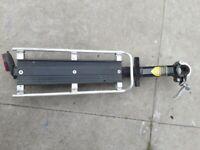 Rear detachable carrier for for bike ( beam rack )