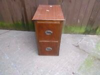 2 Draw Bedside Unit Shabby Chic Project Delivery Available
