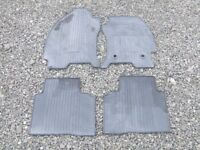 Genuine Ford Mondeo Mk3 Rubber Mats