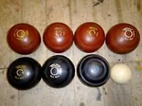 Thomas Taylor no3 bowls