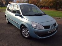 Bargain!! 2007 Renault Scenic Dynamique 1.6 Only 64,000 Miles! 1 Year MOT!