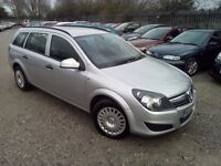 Vauxhall Astra 1.7 CDTi 16v Life 5dr (a/c), 1 FORMER KEEPER. HPI CLEAR. LONG MOT. P/X WELCOME