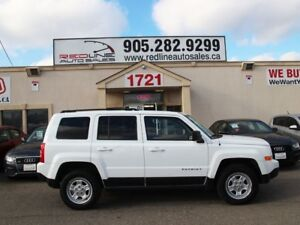 2014 Jeep Patriot North, AWD, Alloys, WE APPROVE ALL CREDIT