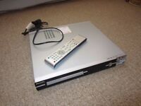 Philips DVD Player and Recorder DVDR3480