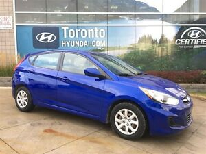 2012 Hyundai Accent GL! GREAT BUY! GAS SIPPER!