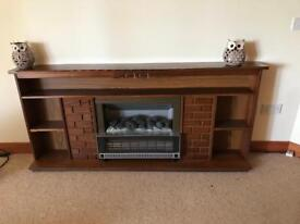 Electric Fireplace FREE