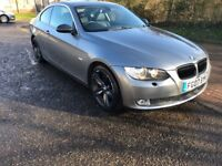 2007 BMW 3 Series 2.5 325i SE 2dr @07445775115