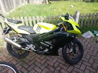 Rieju RS2 125cc has current MOT and is in full working order