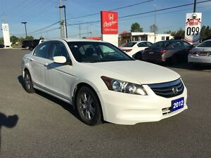 2012 Honda Accord Sedan SE 5sp at Kingston Kingston Area image 1
