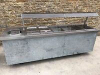 carvery unit 2600mm x 750mm