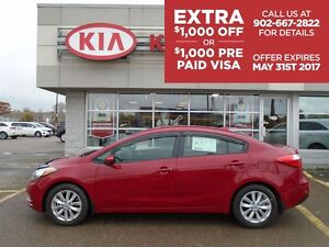 2016 Kia Forte LX+ NEW VEHICLE ONLY $57* Weekly on the road