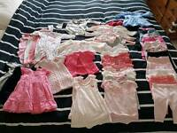 3-6 month baby girl bundle updated