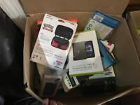 boxed of mix mobile acssesories 500