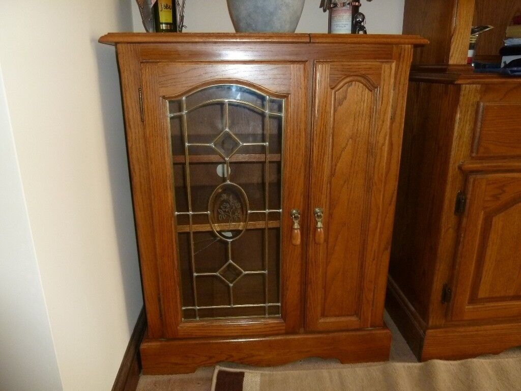 Hi Fi Cabinet With Cddvd Storage In Dorchester Dorset Gumtree