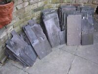 Old slate tiles free