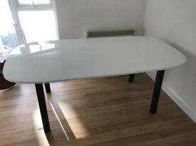 Ikea Oppeby dining table / desk RRP £180.