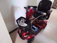 invacare leo as new as new can get not even done a mile 7 months old £700 £1750 on amazon
