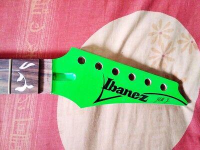 Ibanez JEM777JR Junior JR Green Steve Vai Signature Guitar Neck segunda mano  Embacar hacia Argentina