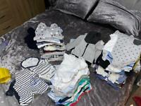Baby boys clothes. Open to offers