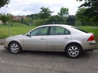 Ford Mondeo Zetec TDCI for spares or repair