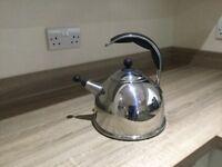 Aga whistling kettle for sale