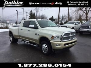 2016 Ram 3500 Laramie Longhorn | DIESEL | LEATHER | SUNROOF |
