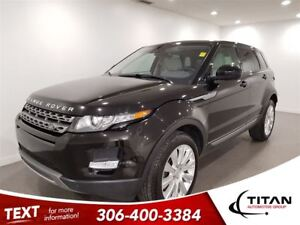 2015 Land Rover Range Rover Evoque Pure Premium|AWD|Cam|Leather|