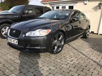 Jaguar XF sport 60 plate 60000 miles low sport all extras